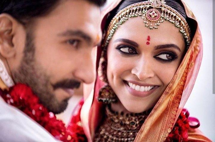 Deepika Padukone Ranveer Singh Anand Karaj Ceremony Wedding Deepveerkishaadi Deepikapadukone Ranveersingh Wedding Northindianwedding Southindianwedding