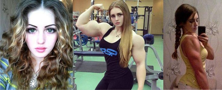 Julia Vins, Si Gadis Barbie Berotot Hulk