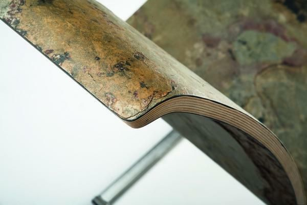 CPS Garten - Richter Stone Veneer and Acoustic Lightboard Overview