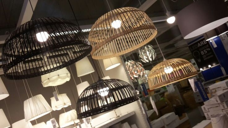 Luminaires IKEA Nipprig 2015