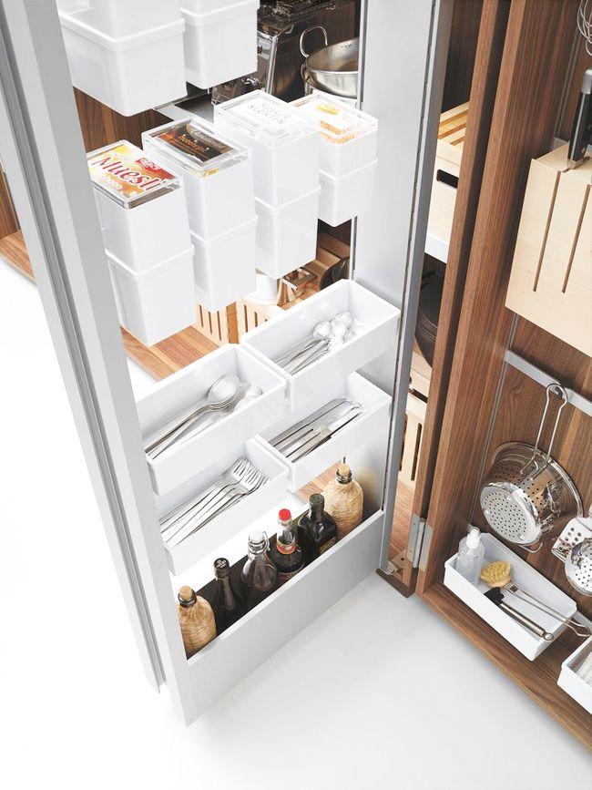 Las 25 mejores ideas sobre peque as cocinas abiertas en - Decoracion cocina pequena apartamento ...