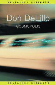 Erjan lukupäiväkirja: de Lillo: Cosmopolis