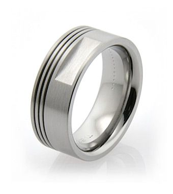 Awesome ring design with an automotive theme