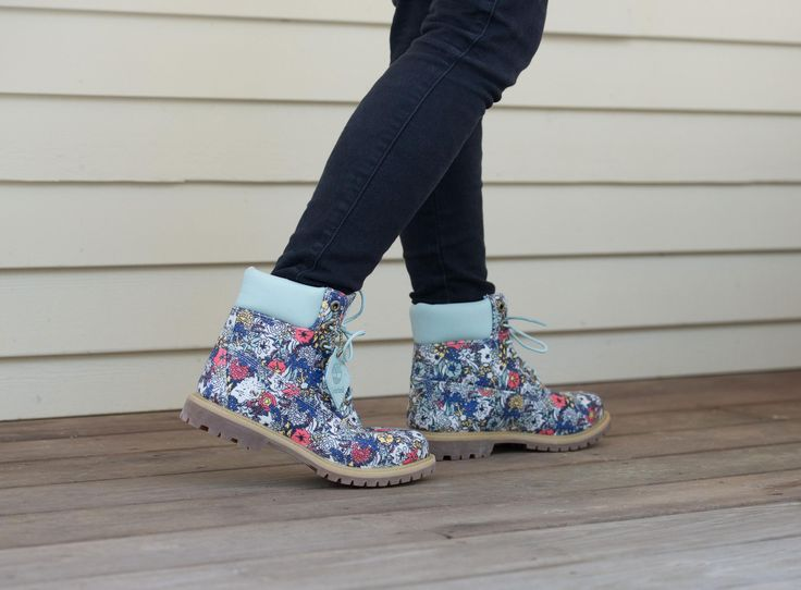"Behind The Design: Timberland Women's Icon Fabric 6"" Boot"