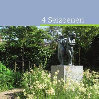 Het Bureauboek van ontwerpbureau 'het Buitenland tuin- en landschapsarchitectuur'  Tuinontwerpen van het Buitenland bureau voor tuin- en landschapsarchitectuur Lent/NijmegenNoord; met foto's en toelichtende tekst; uitgegeven ter ere van 10-jarig bestaan.