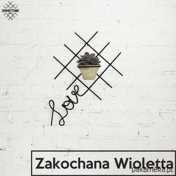 dodatki - inne-KWIETNIK Zakochana Wioletta