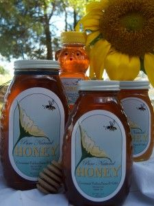 As the first Certified Naturally Grown honey producers in Athens, Georgia and parts of the Southeast, our honey is absolutely mouth-watering! Sourwood honey is viewed as the premium honey in the Southeast and one of the best in the world. Some of our hives that we move to the mountains of Northeast Georgia provide us with this incredible honey. It has a light to amber color, and a sweet aroma and flavor. Our wildflower honey is a blend of clovers, poplar trees,persimmons, and fruit trees.