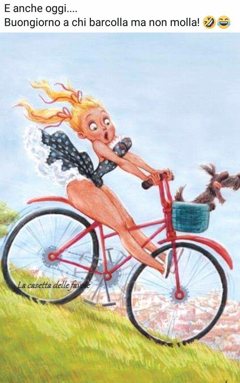 Pin Di ирина голованова Su картинки Ragazza In Bicicletta