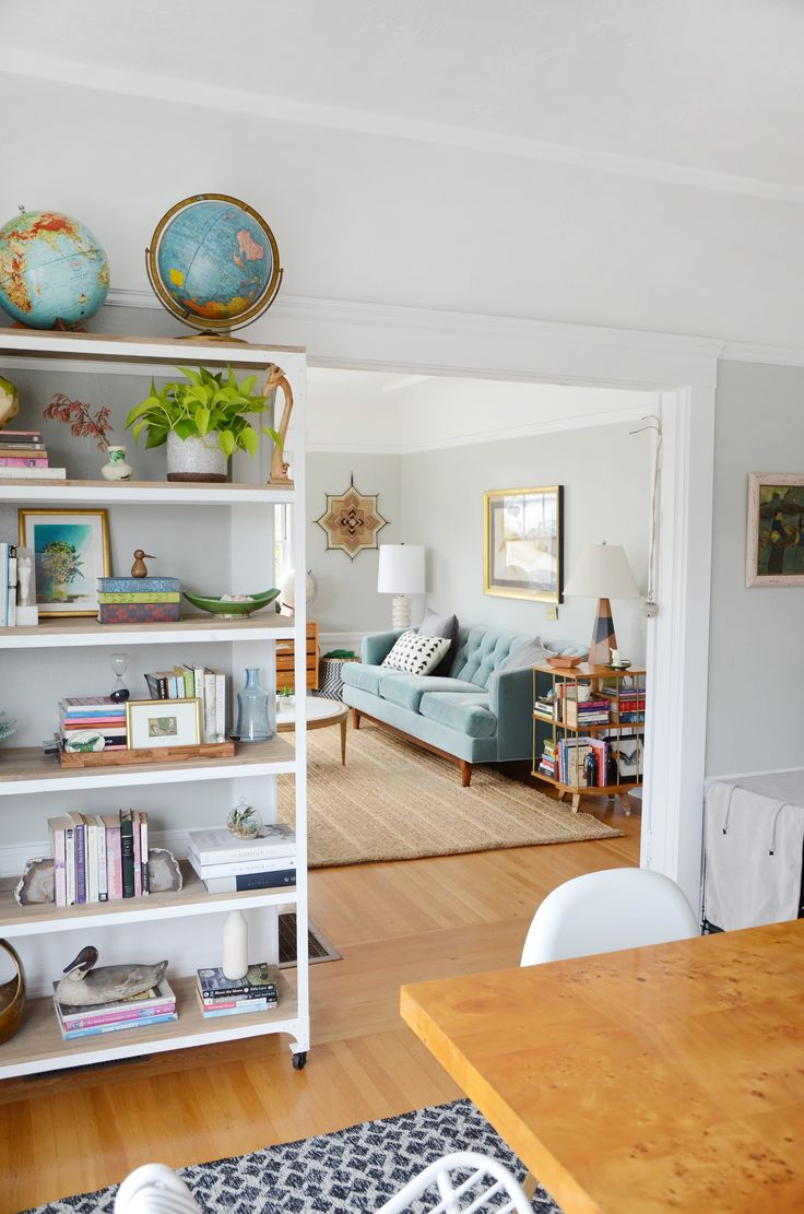 """A """"Happy Californian Golden Girls Greenhouse"""" Apartment in San Francisco — House Tour"""
