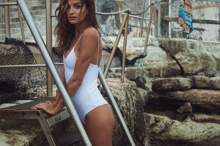 FARRON SWIM X GABI MORETON ONE PIECE