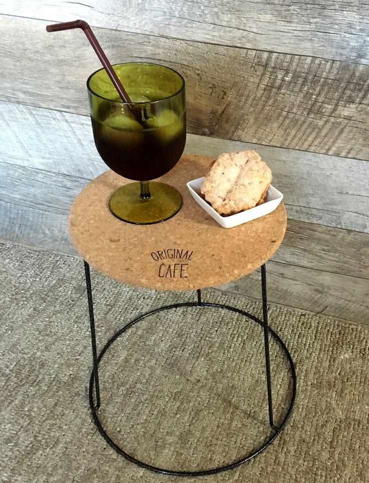 100均 10分工作 ミニテーブルの作り方 : ノープラン生活 100均リメイクにセルフリノベDIYを気の向くままに