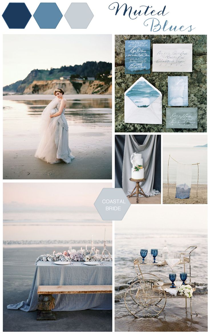 Beach Wedding Ideas from Coastal Bride