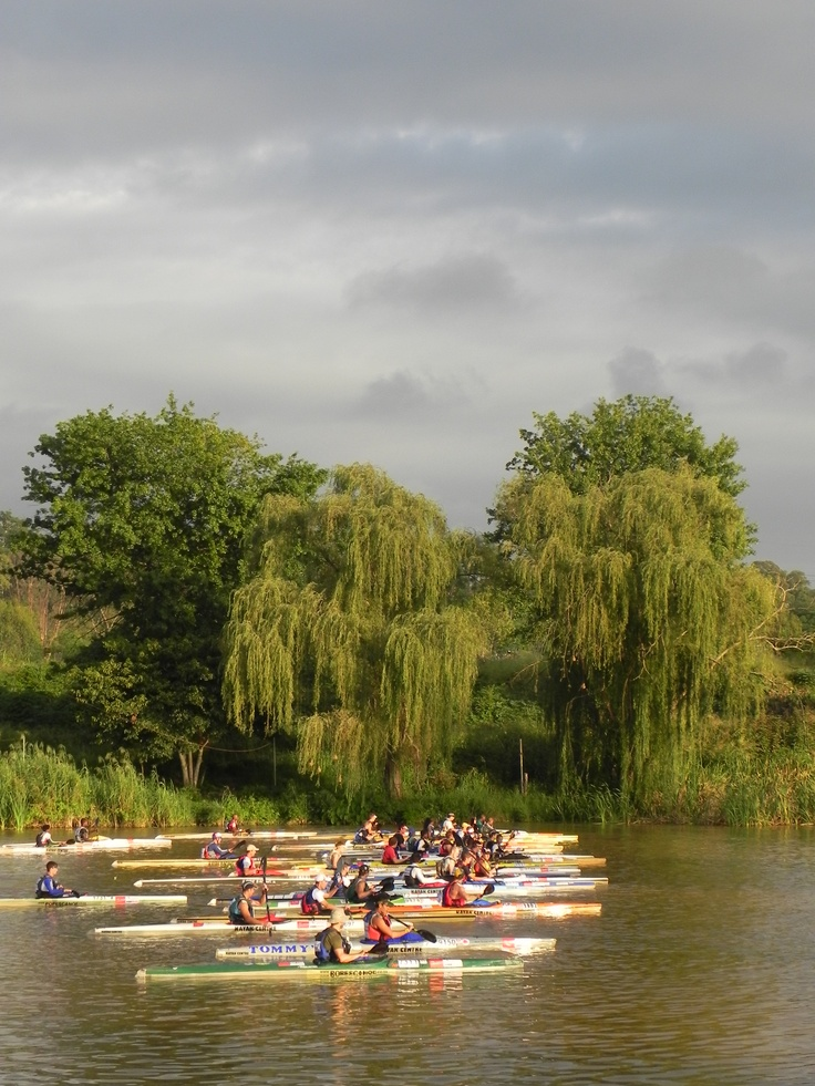 Duzi Canoe Marathon which starts in Pietermaritzburg and ends at the Tugela Mouth in Durban (3 day Canoe Race)