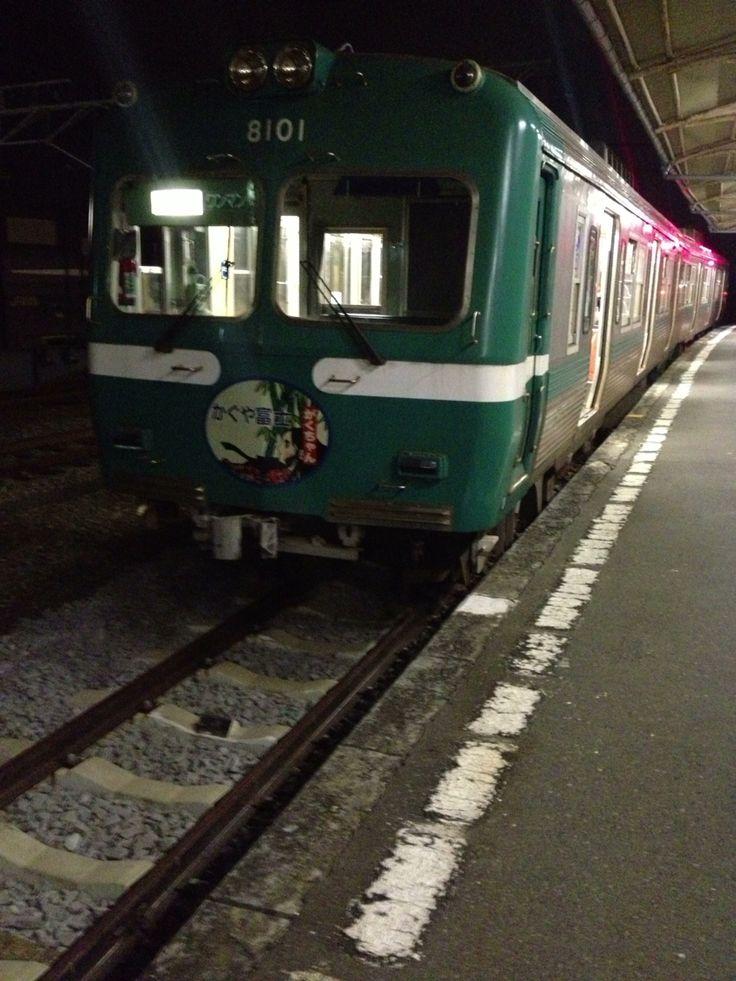 静岡県 - 岳南鉄道 吉原駅