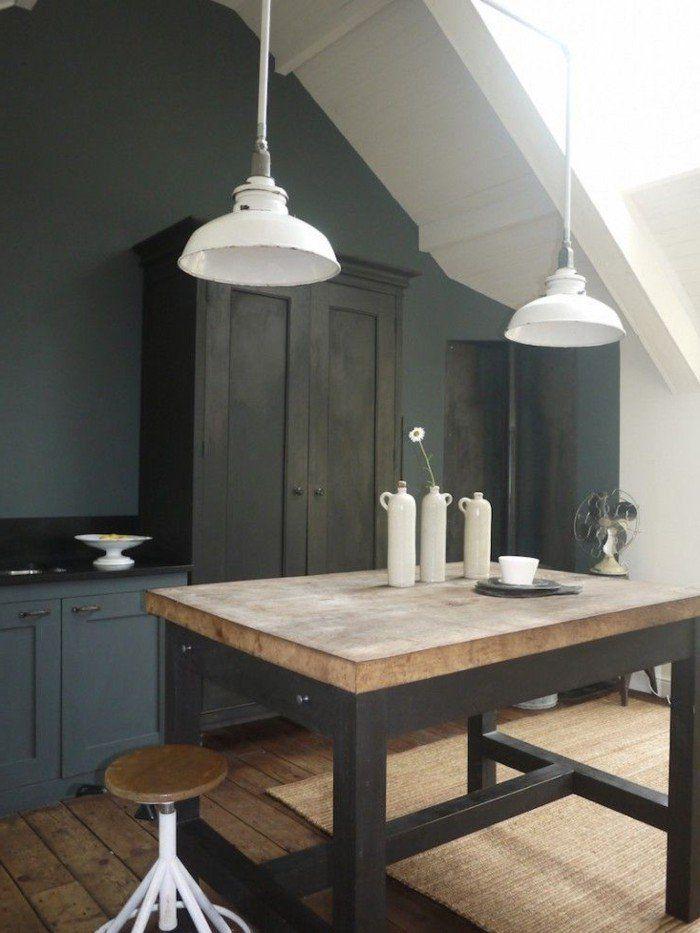 9 best cuisine rénover images on Pinterest Dream kitchens, Kitchen - Comment Repeindre Un Meuble En Bois Vernis