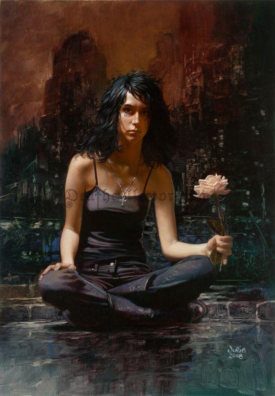 Death by Julie Bell