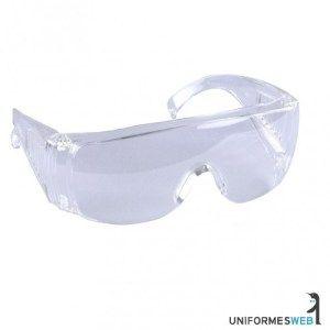 gafas de seguridad EN 166 para ropa de trabajo en uniformes web