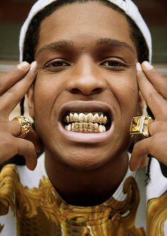 Grillz on Pinterest | Gold Grill, Gold Teeth and Grills Teeth