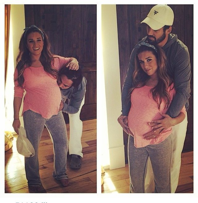 Jessie James Decker .... ALMOST READY to pop !!!!!