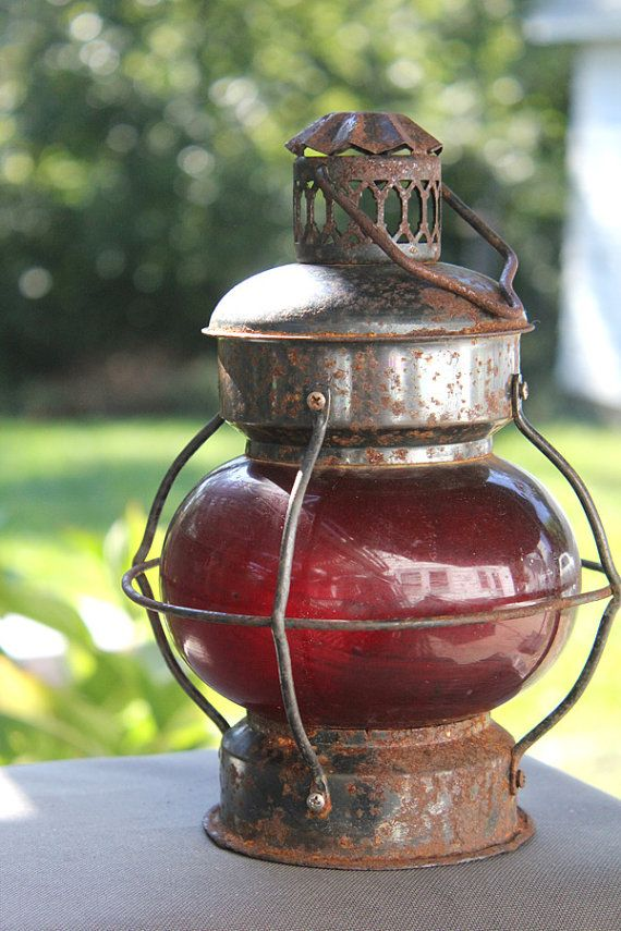 50 Best Images About Railway Lamps On Pinterest Ruby