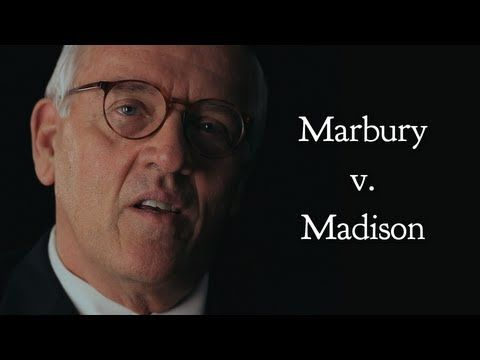 Supreme Court Stories: Marbury v. Madison