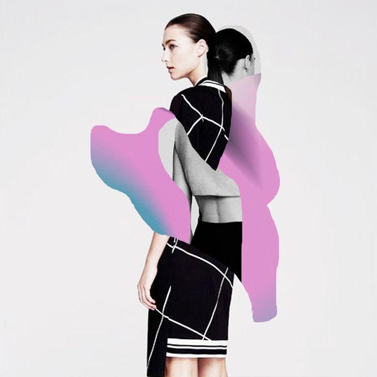 josh goot resort 2015   fashion collage by gadisnadia   fashion lookbook