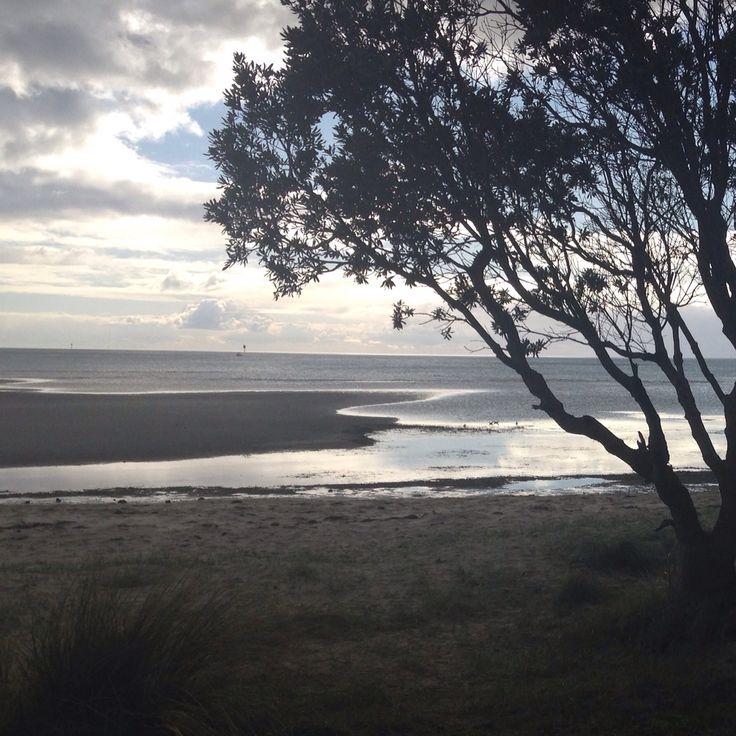 Rosebud beach, Mornington Peninsula, Victoria Australia