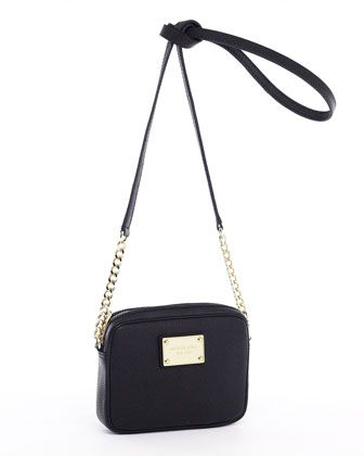 I want a new crossbody bag for vacation, but I can't stop looking at Michael Kors bags. Champagne taste on a beer budget!