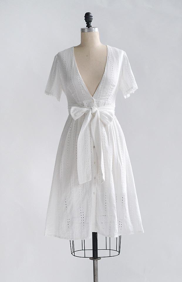 Vintage Inspired Dresses / Feminine Dresses / Feminine Style / Merriweather Dress