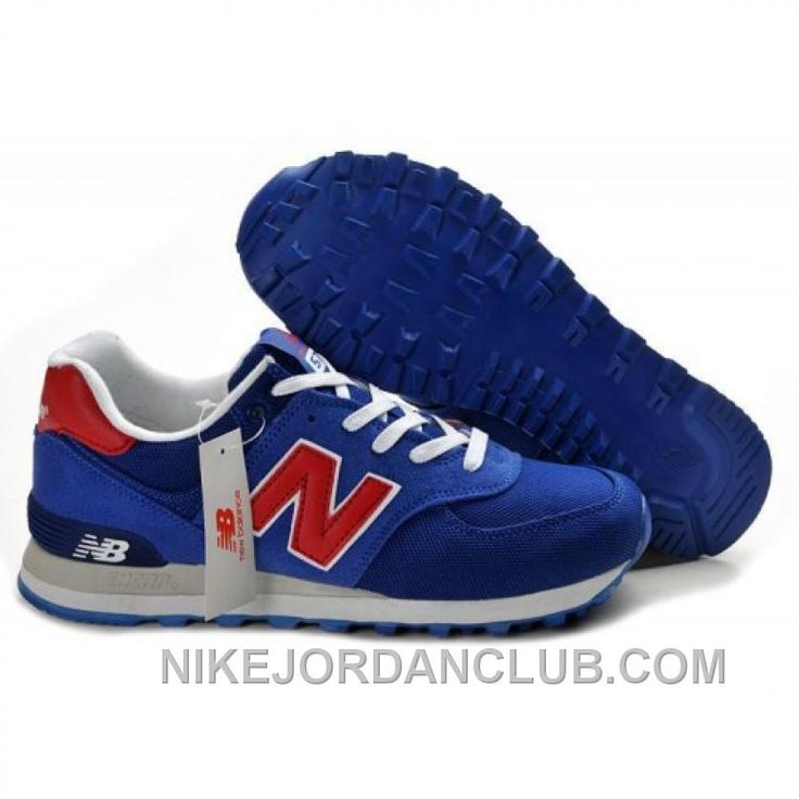 new balance blue. find new balance 574 womens navy blue red white shoes for sale online or in footlocker. shop top brands and the latest styles .