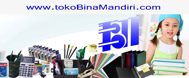 home page of office stationery supplier