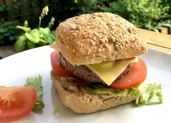 low FODMAP hamburger - Karlijnskitchen.com