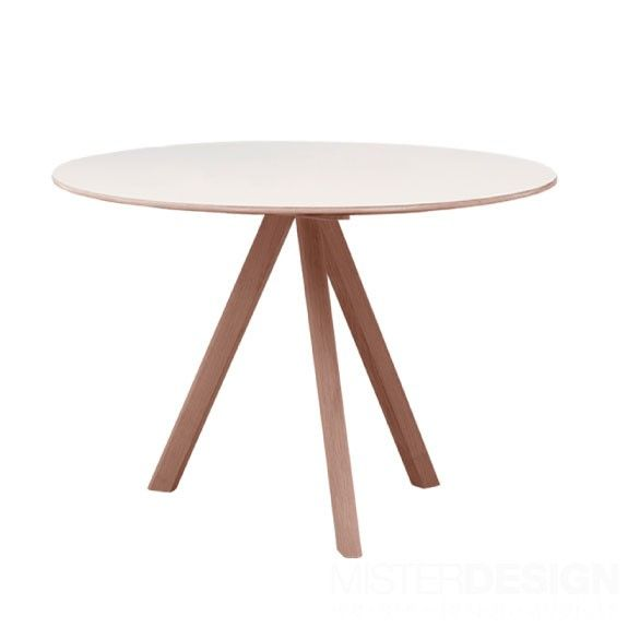 Copenhague Table CPH20 Tafel Rond - Hay Copenhague Table CPH20 Tafel Rond - Hay