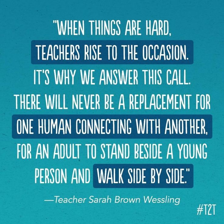 How Do You Show Students You Re Walking Beside Them T2t