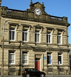 Brighouse Town Hall