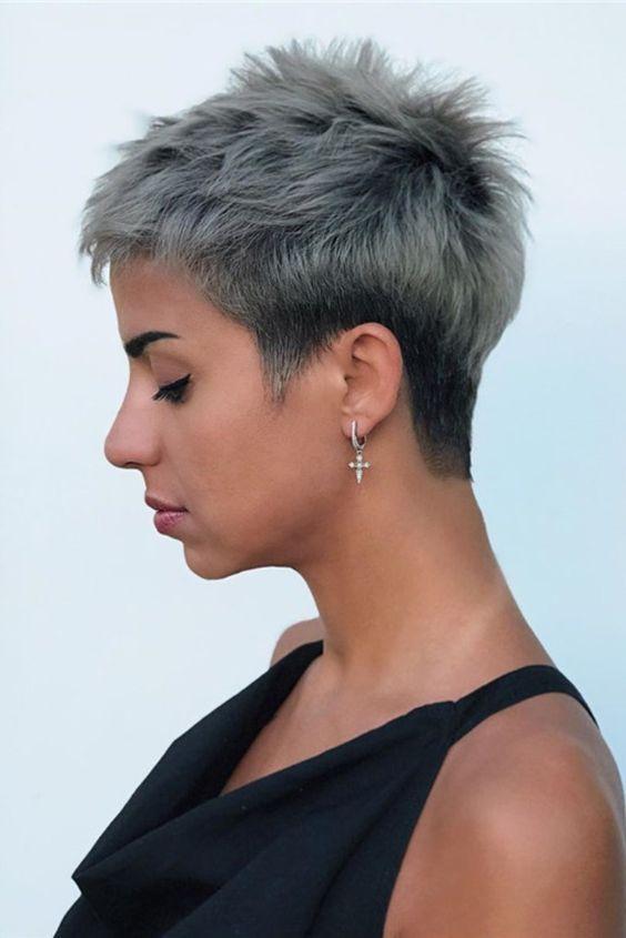20 schicke pixie-frisuren für kurzes haar in 2020