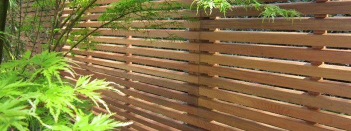 Batten Screening Tuin Pinterest Fence Panels Google