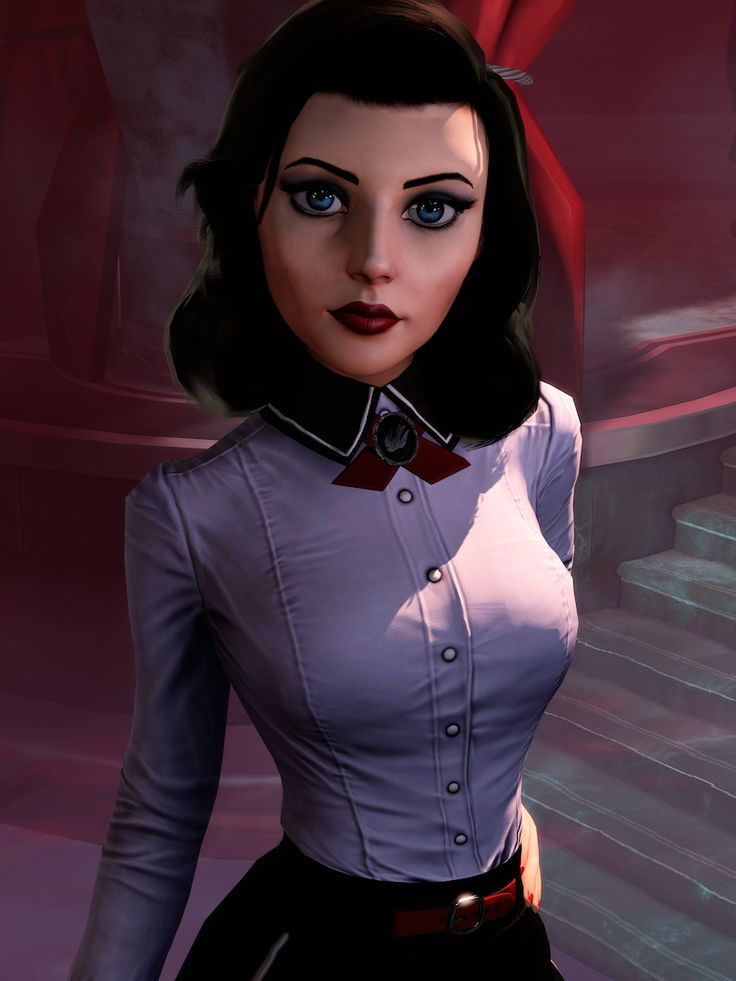 "BioShock Infinite (Irrational Games, 2013)""Altered Bust"""