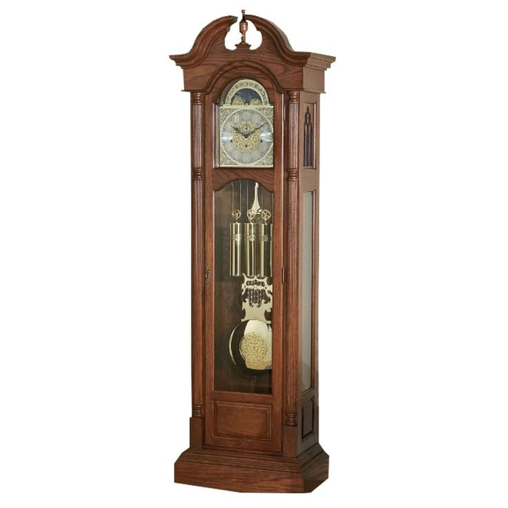 Harrington Grandfather Clock Kit - The Cooper Collection