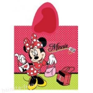 Buna dimineata, dragilor! Eu sunt Minnie si astazi vreau sa va prezint prosopul de baie stil poncho! Pret: 48.00 lei http://goo.gl/vGkhRo