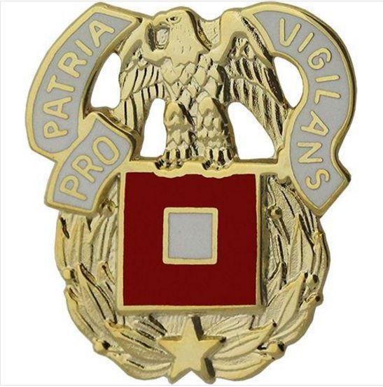 Army Signal Regimental Corps Crest