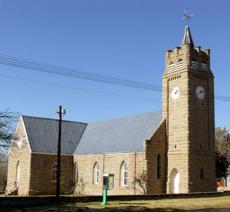 Gebou van die NG gemeente Cathcart, Kaapland