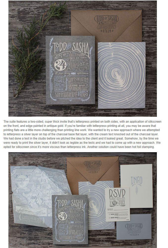 個性的でかっこいいオリジナル招待状&ウエディングカードまとめ  | Weddingcard.jp
