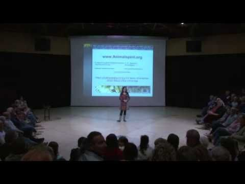 A one-hour presentation by Anna Breytenbach, recorded live at the Findhorn Foundation in 2013, giving details of how telepathic animal communication works and including Q&A with the audience.
