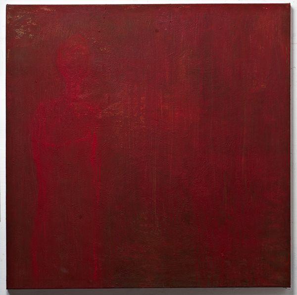 sëula, painting picture, oil of canvas,  by artist Thaddäus Salcher