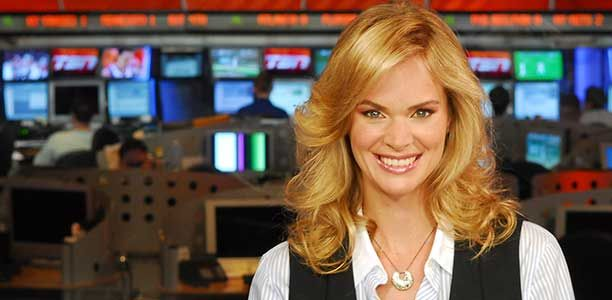 TSN anchor and new mom, Jennifer Hedger, talks about raising an active toddler.