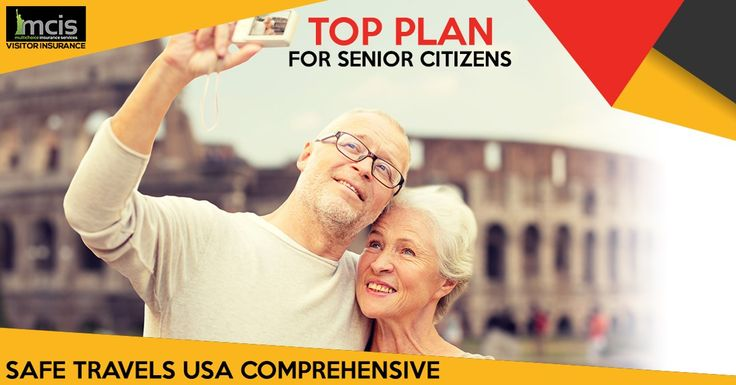 When traveling with #seniors you would need a #VisitorInsurance plan which allows you to be flexible in case of #TripInterruption. Check out the list of benefits 'Safe Travels USA Comprehensive' provides: https://www.multichoiceinsurance.com/ #MCIS