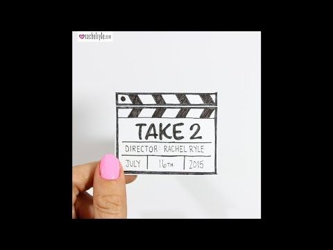 Take Two! - Stop Motion Animation by Rachel Ryle - YouTube