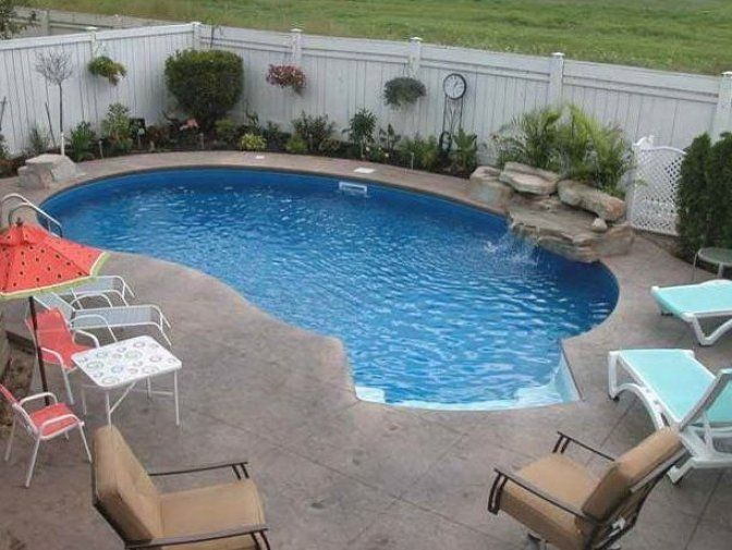 Small Inground Pools For Sale Pools Small Pool Design Small Inground Pool Pools For Small Yards