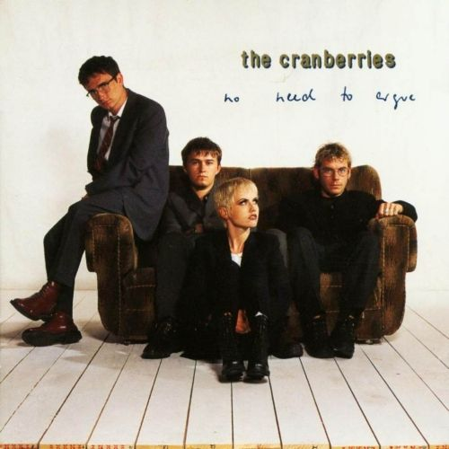 "The Cranberries, No Need to Argue** ""Another mother's breakin' Heart is taking over When the violence causes silence, We must be mistaken"": I remember very distinctly belting out the chorus for ""Zombie"" while driving around in my car. It is the highlight of what amounts to a mostly subdued but relatively decent album. I like it better than the first one, but not as much as the third one. (9/25/14)"